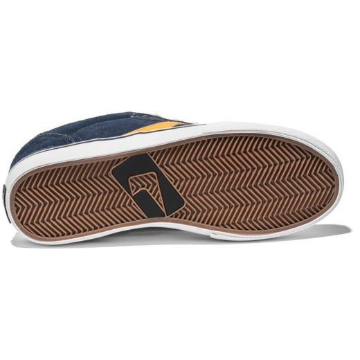 SHOES GLOBE ENCORE 2 NAVY YELLOW