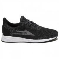 Pantofi sport Lakai Evo Black / Grey Knit
