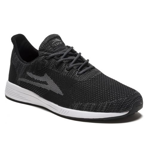 LAKAI EVO BLACK/GREY KNIT