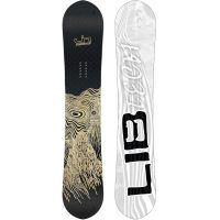 SNOWBOARD LIB TECH SKATE BANANA BTX WOODY 18/19