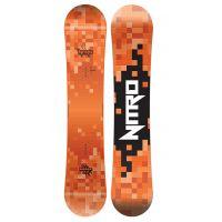 SNOWBOARD NITRO RIPPER YOUTH 1ST CHOICE 18/19