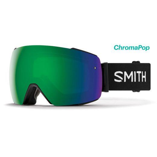 OCHELARI SMITH I/O MAG BLACK CHROMAPOP SUN GREEN MIRROR