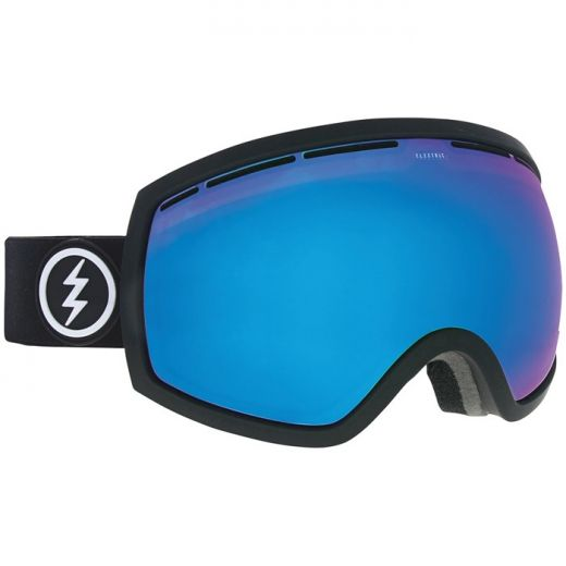 ELECTRIC EG2 MATTE BLACK / BROSE BLUE CHROME