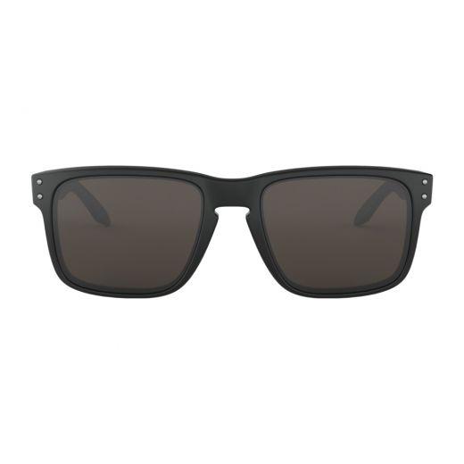 Ochelari de soare OAKLEY HOLBROOK MATTE BLACK / WARM GREY