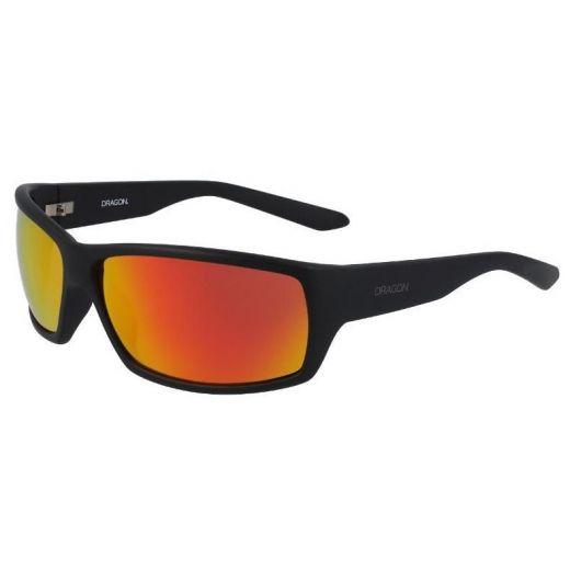 Ochelari de soare Dragon Ventura Matte Black / Orange Ion