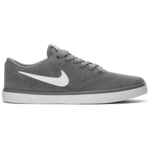 Skate Shoes Nike SB Check Solar Cool Grey Suede