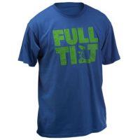 Tricou Full Tilt Logo Royal Blue