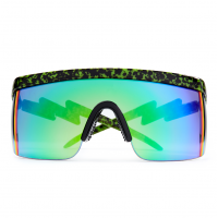 Ochelari de soare Nerv Glow Black Animal Green
