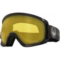Ochelari Ski si Snowboard Dragon D3 OTG Echo / Photochromic Amber Yellow