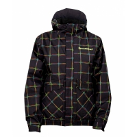 Horsefeathers Taygeta Insulated Black Check