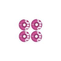 Roti Logo Pink 53mm