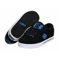 Shoes Al50 Kids Black / Directoire Blue