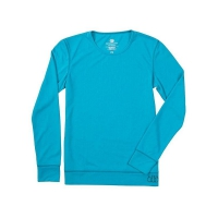 Layer Top 686 Therma Base Turquoise