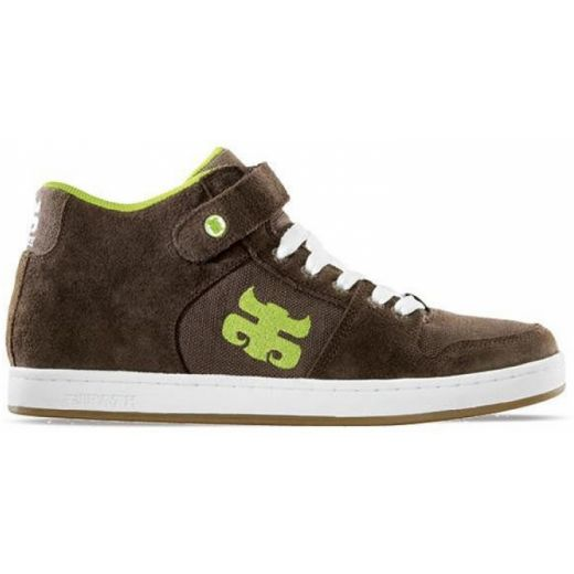 76ab0bce57949d SHOES IPATH GRASSHOPPER COFFEE WHITE SUEDE CANVAS - Funride