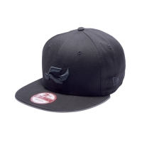 Ride Logo Snap Back Black