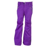 Pantaloni Ride Leschi Dark Violet Twill