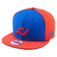 Ride R Logo Snap Back Strong Blue