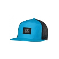 Globe Boys Archer Trucker Neon Blue