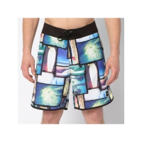 Boardshort Animal Barstow Black