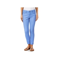 Jeans Animal Garbil Ankle Length Lilac