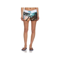 Boardshort Animal Flowia Turquoise