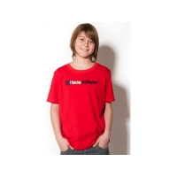 Horsefeathers Kids Panama Red