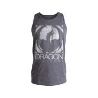 Dragon Big Block Heather Gray