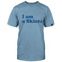 Tricou Line Skier Forever Indigo