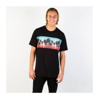 Neff Palm Stripe Black