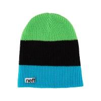 Neff Trio Cyan/ Black/ Slime