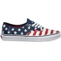 Skate Shoes Vans Authentic Americana Dress Blues
