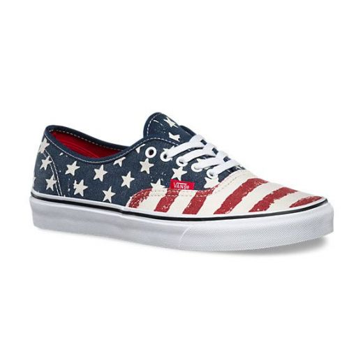 VANS AUTHENTIC AMERICANA DRESS BLUES