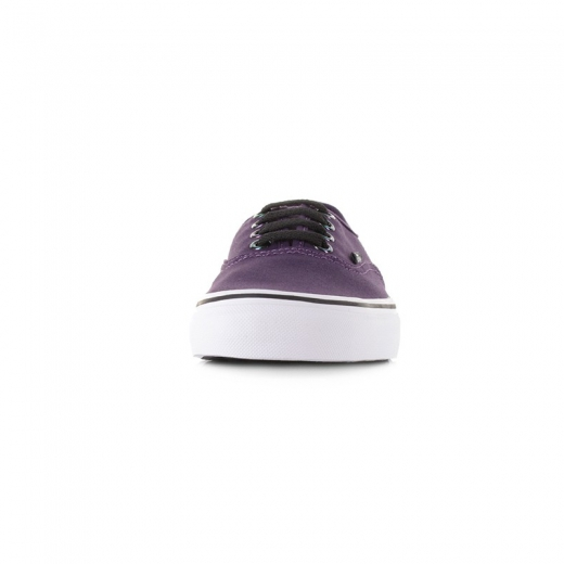 VANS AUTHENTIC IRIDESCENT EYLETS BLACKBERRY