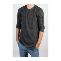 Neff Miller Raglan Grey/ Charcoal