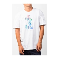 Neff Watercolor Run Mickey White