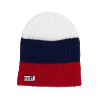 Neff Trio Red/ Navy/ White