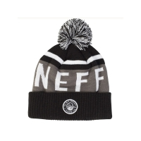 Neff Youth Patch Black