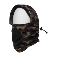 686 Hunteress Face Mask Leopard
