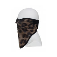 686 Maiden Face Mask Leopard