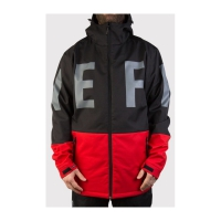 NEFF Daily  Softshell Black