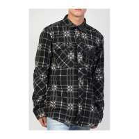NEFF Engine Flannel Black