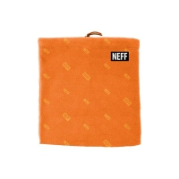 NEFF Shield Gaiter Orange