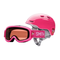 Smith Zoom Jr/Gambler Pink 2017