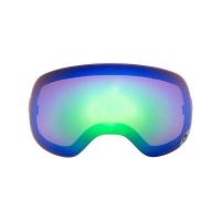 DRAGON X2 Repl Lens Optimized Flash Green