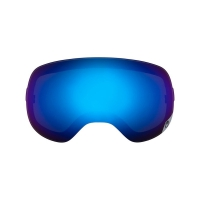 DRAGON X2 Repl Lens Polarized Flash Blue