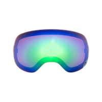 DRAGON X2 Repl Lens Polarized Flash Green