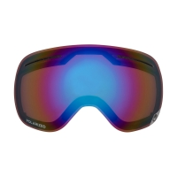 DRAGON X1 Repl Lens Polarized Flash Blue