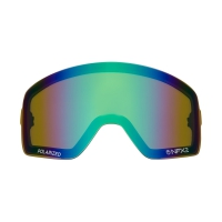 DRAGON NFX2 Repl Lens Polarized Flash Green