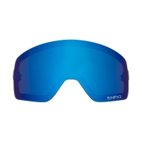 DRAGON NFX2 Repl Lens Dark Smoke Blue