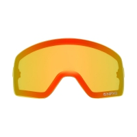 DRAGON NFX2 Repl Lens Yellow Red Ion